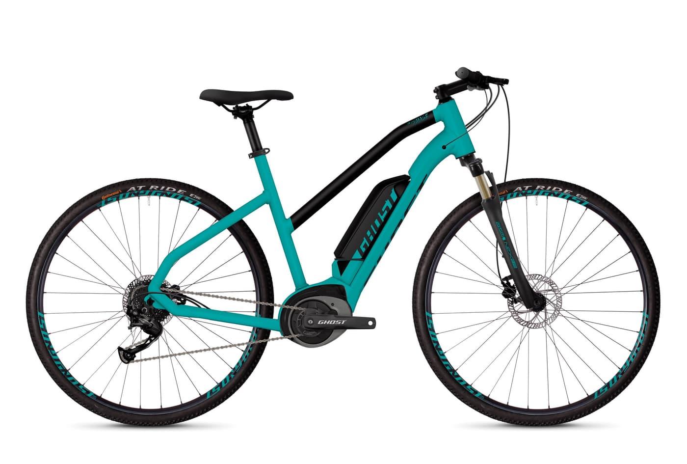 Ghost Square Cross B18 28 Bicicletta Elettrica Da Trekking