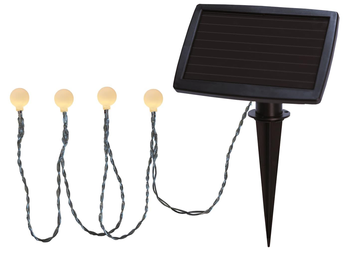 star trading led solar lichterkette migros. Black Bedroom Furniture Sets. Home Design Ideas