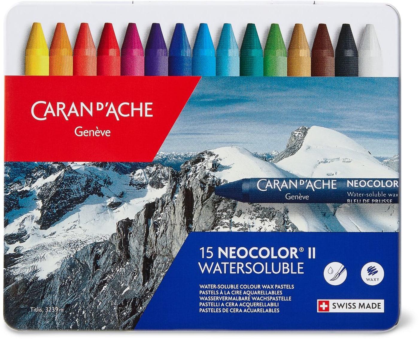 taille 40 826bd cad46 Caran d' Ache Caran D'Ache Classic Neocolor