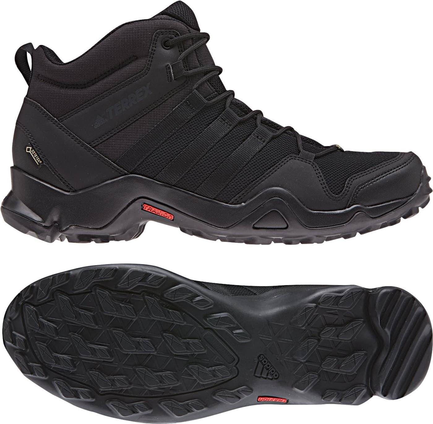 Adidas Terrex AX2R Mid GTX Chaussures de randonnée pour homme