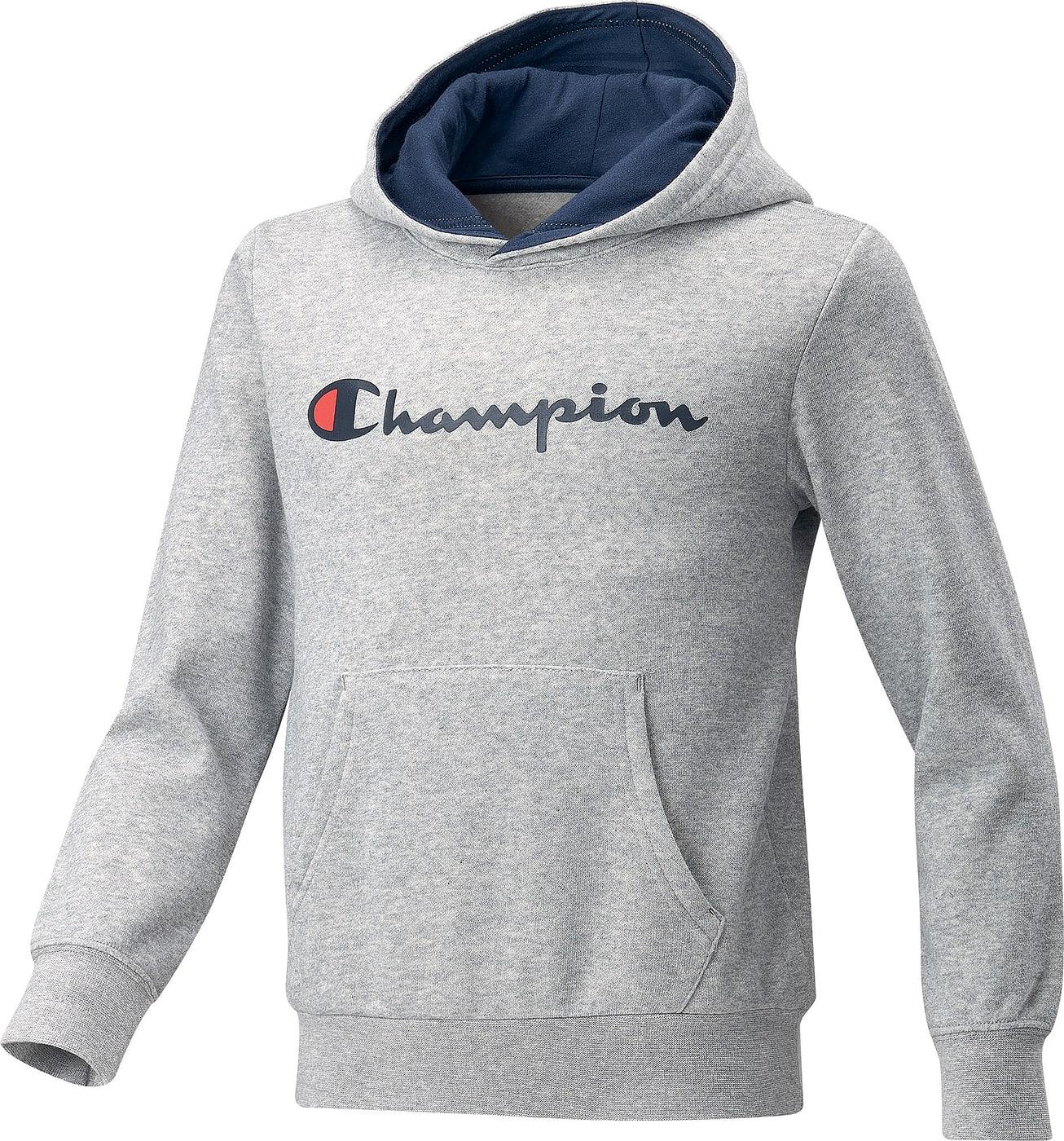 05b2aa6bd8128 Sweat Capuche À Champion Sweatshirt Hooded Pour Garçon Migros Shirt vEwngqnA