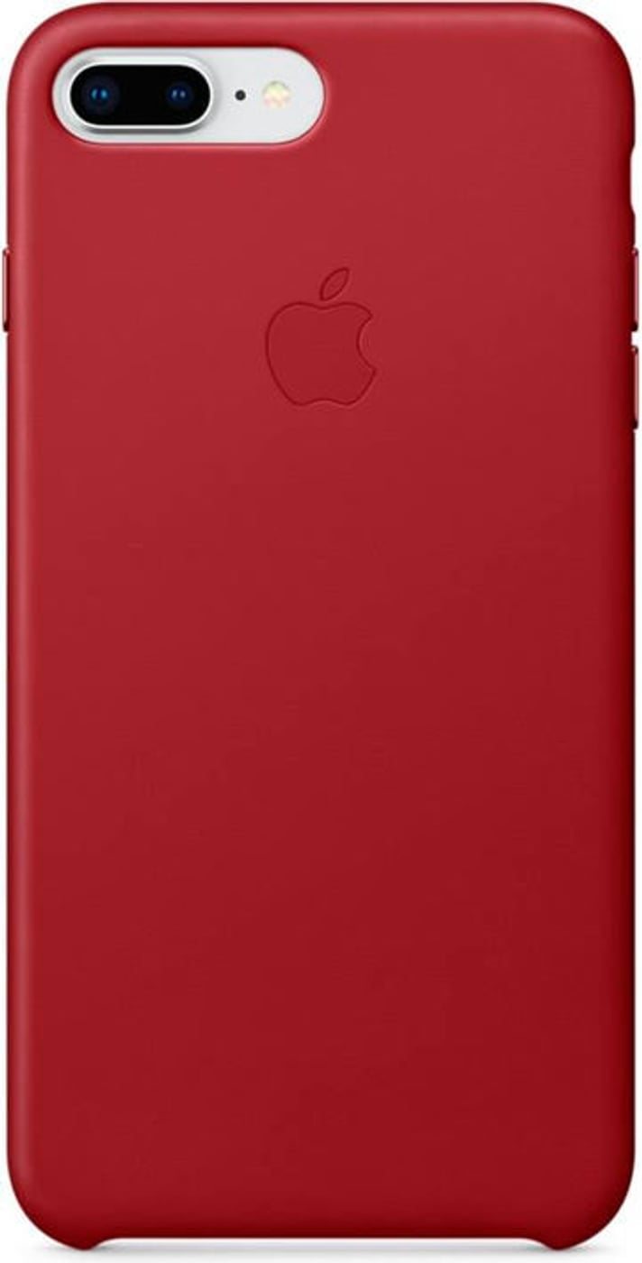 coque apple iphone 8 rouge