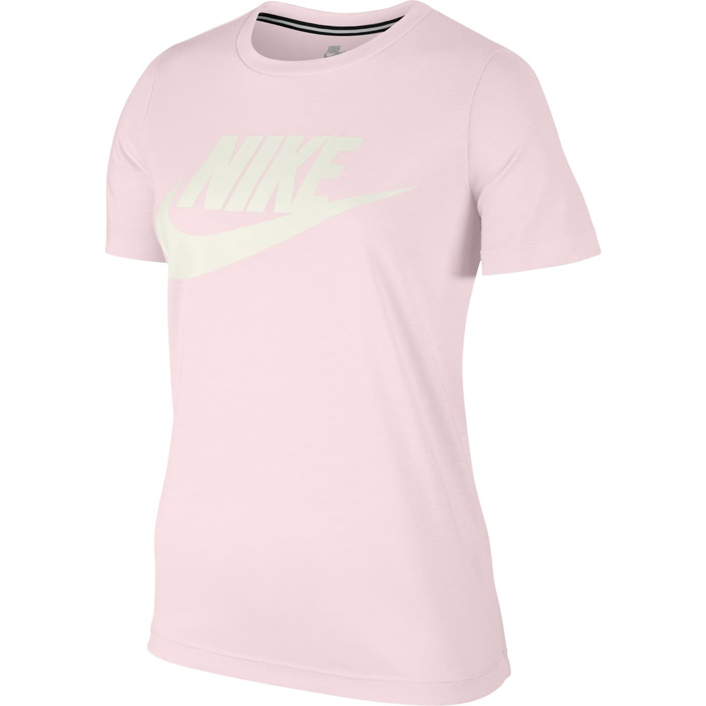 nike damen t shirt pink