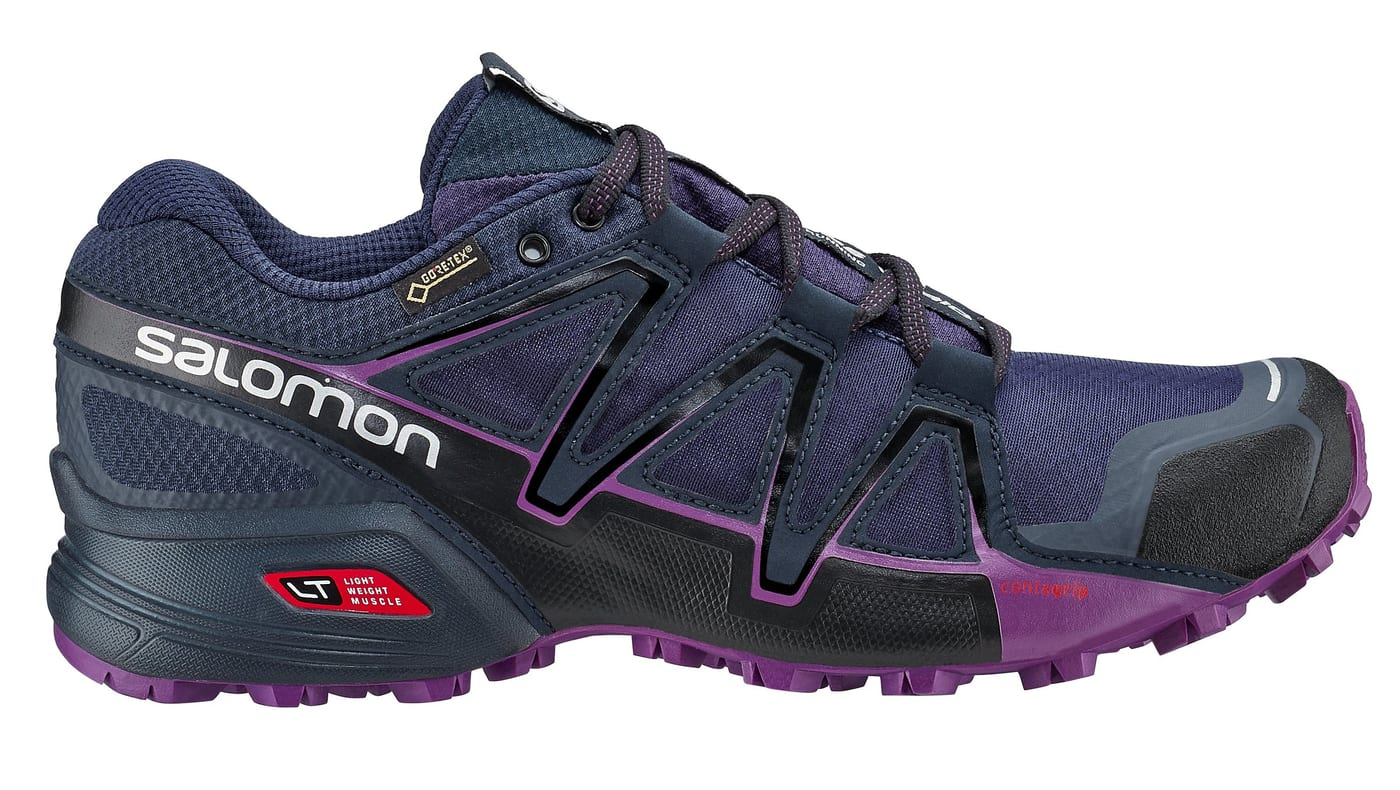 Femme Salomon Speedcross Vario Gtx Chaussures De Running