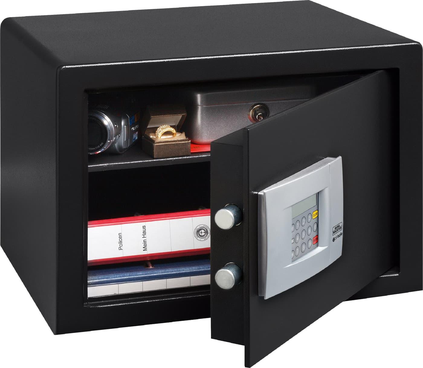 burg w chter m beltresor safe p 3 e migros. Black Bedroom Furniture Sets. Home Design Ideas