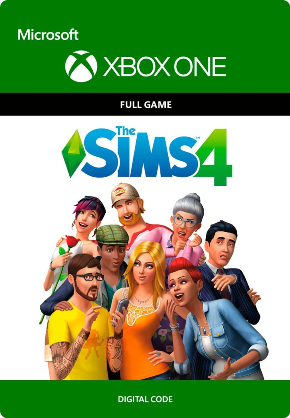 Xbox One The Sims 4 Download Esd Migros