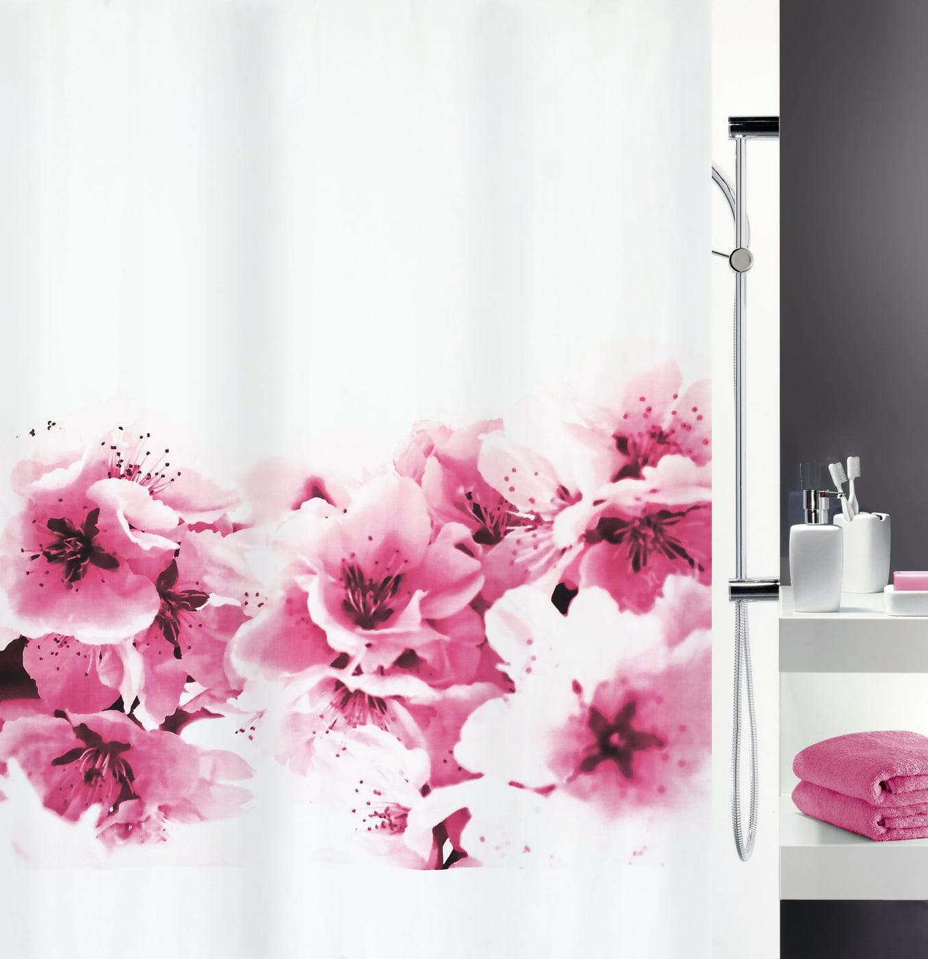 spirella duschvorhang amanda migros. Black Bedroom Furniture Sets. Home Design Ideas
