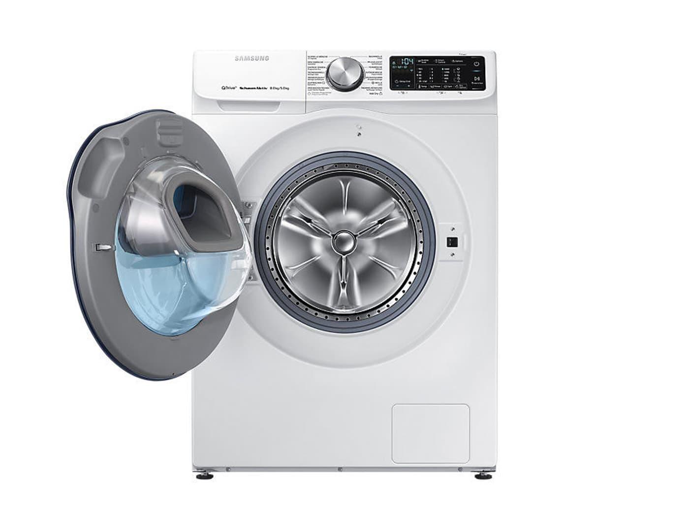 Samsung wd wd n oow ws quickdrive waschmaschine trockner