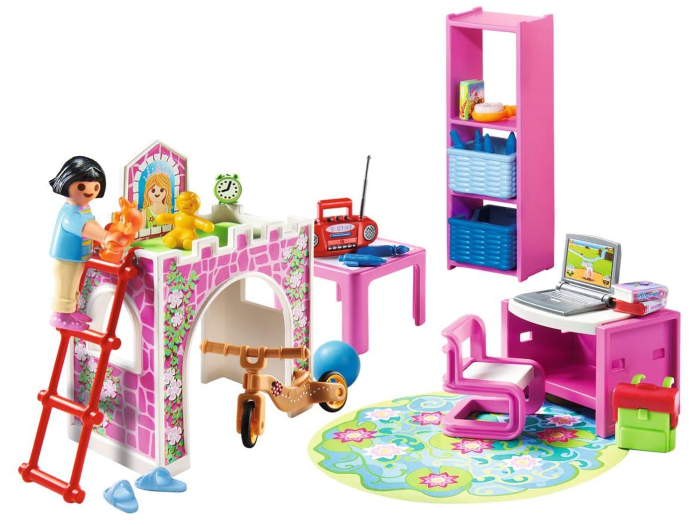 Playmobil Fröhliches Kinderzimmer