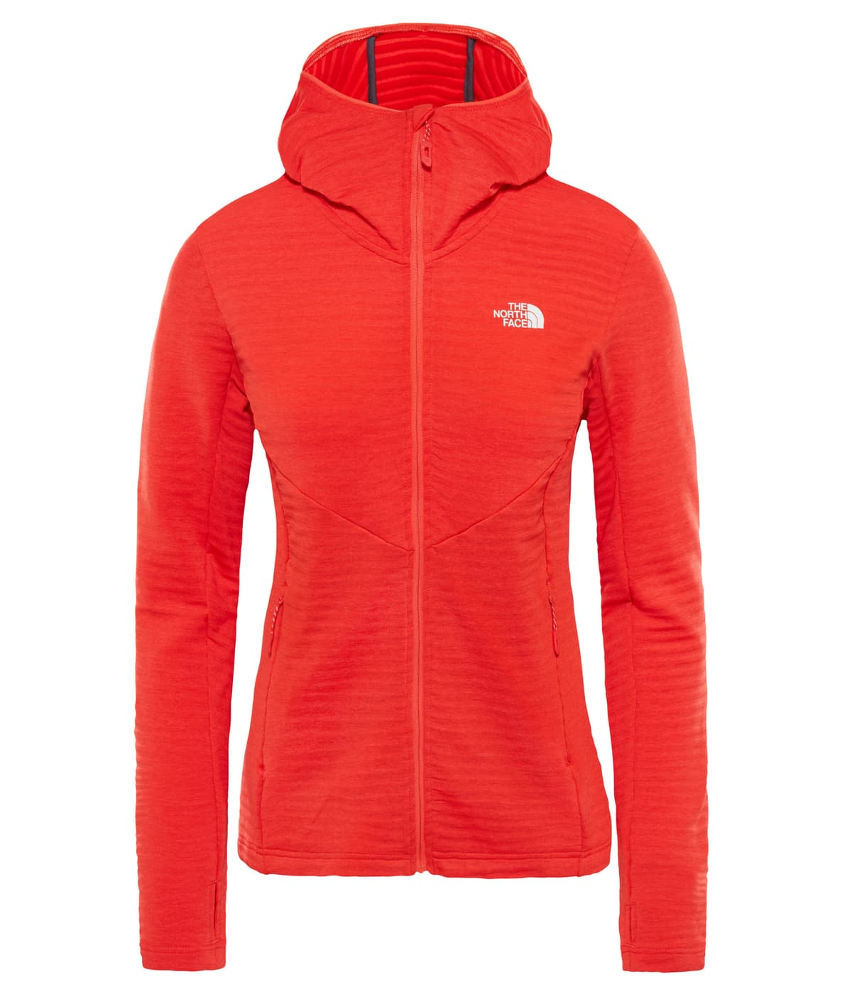 free shipping 9fb9c 63258 The North Face Impendor Hood Giacca in pile da donna