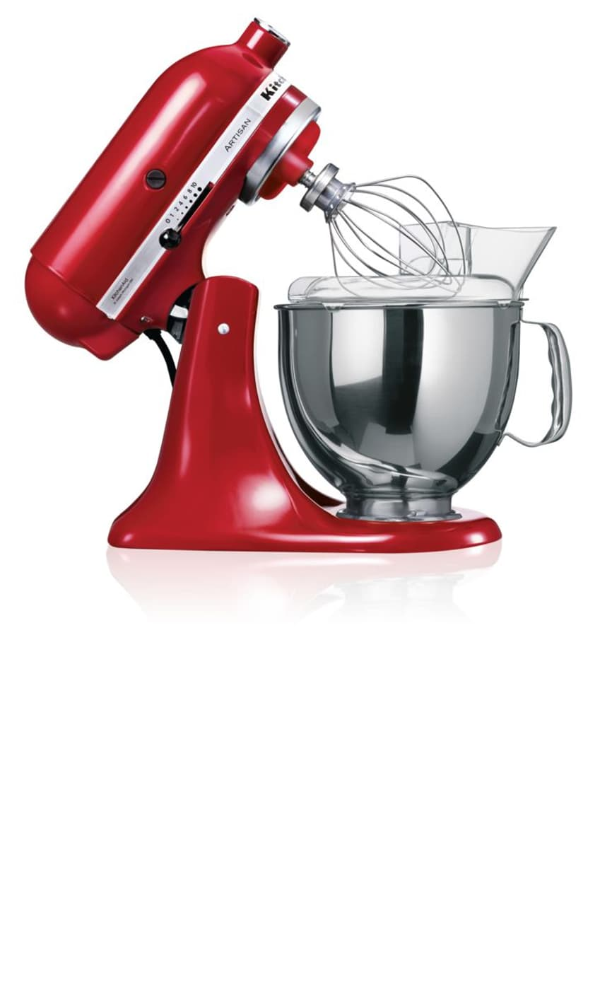 kitchenaid artisan stand mixer 4.8l, golden nectar, kitchenaid ...
