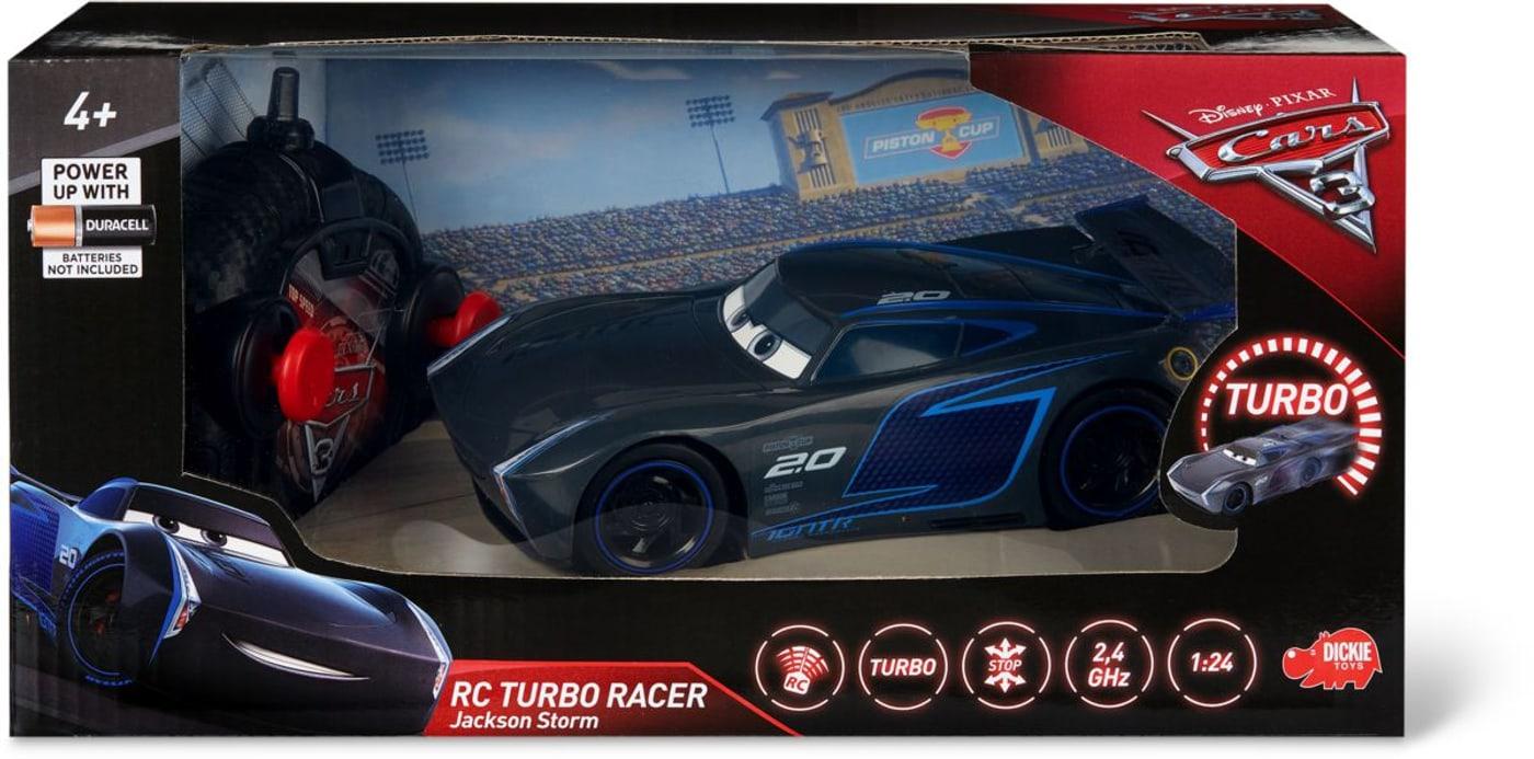 Cars 3 Rc Turbo Racer Jackson Storm