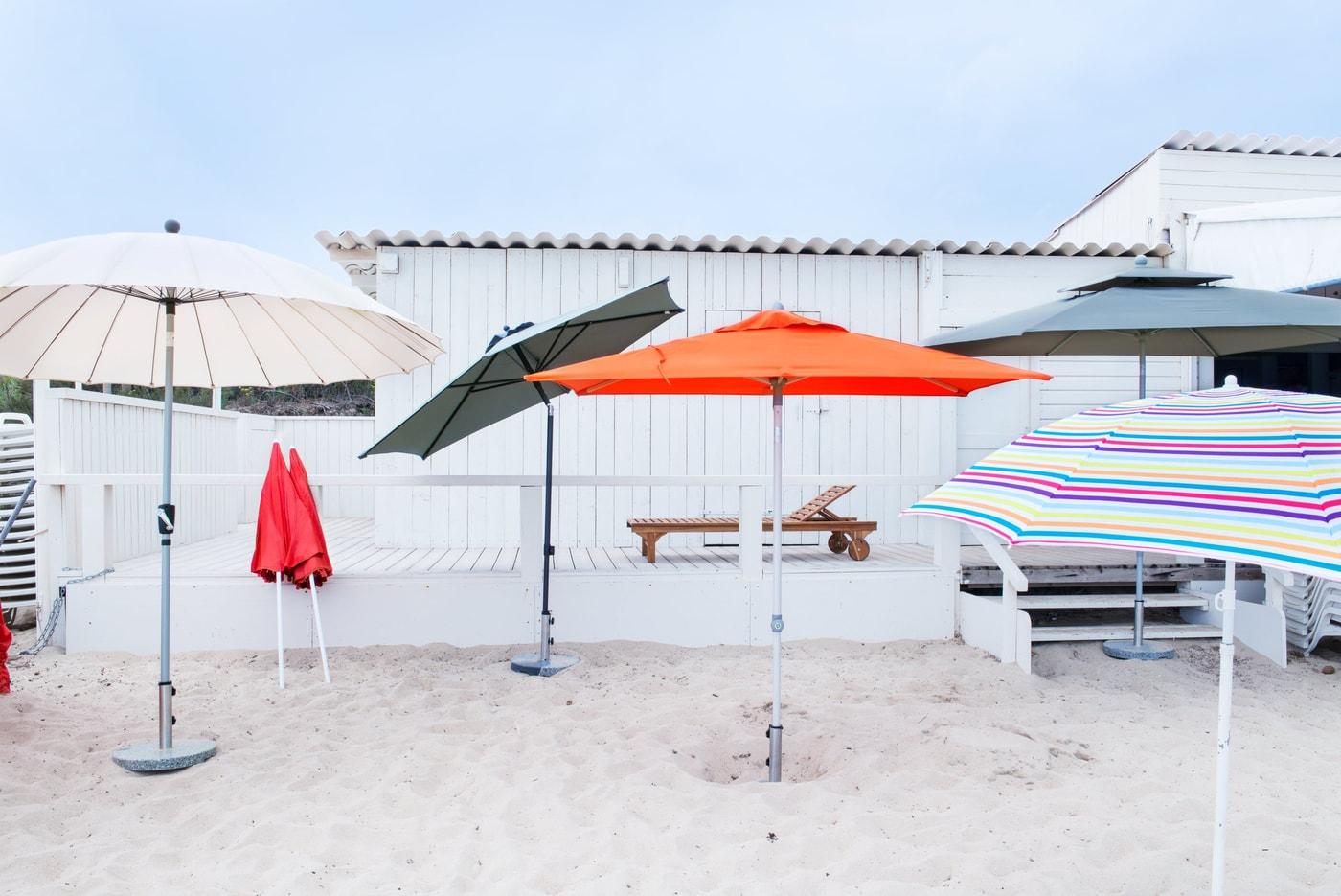 Suncomfort By Glatz Push Up Sonnenschirm 200 X 250 Migros