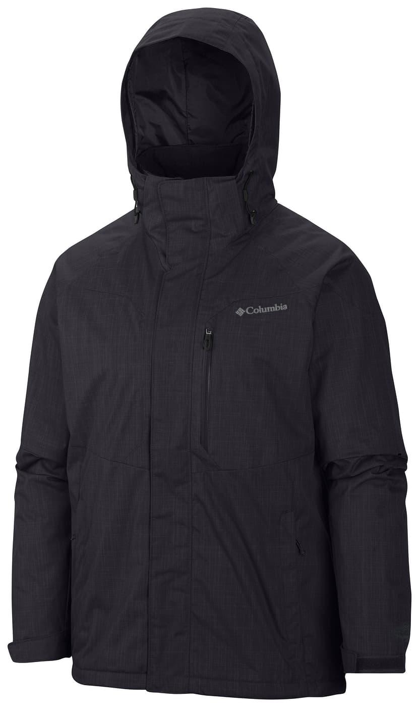 Columbia Alpine Action Jacket Herren Skijacke