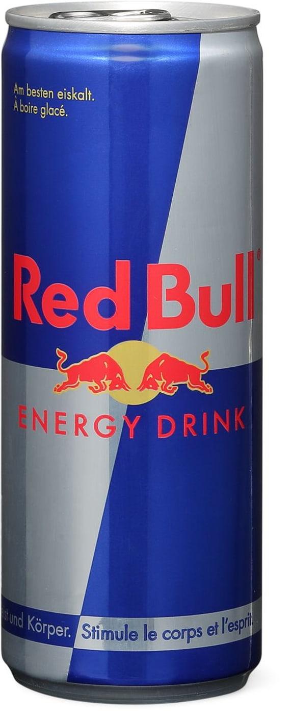 Red Bull Energy Drink Kj