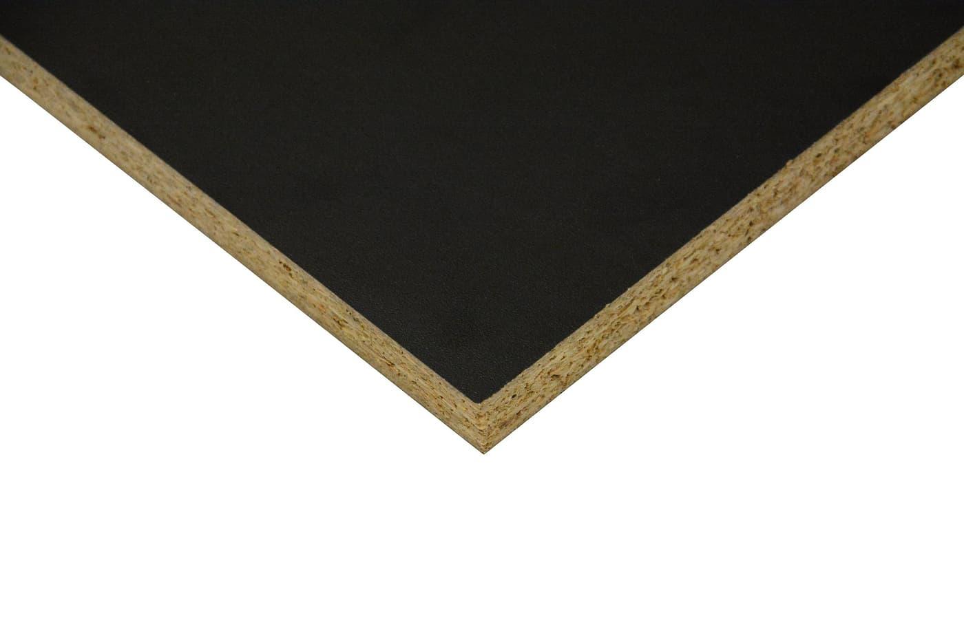 Obi Holzzuschnitt Preisliste : swisskrono panneau agglom r noir u190pe migros ~ Watch28wear.com Haus und Dekorationen