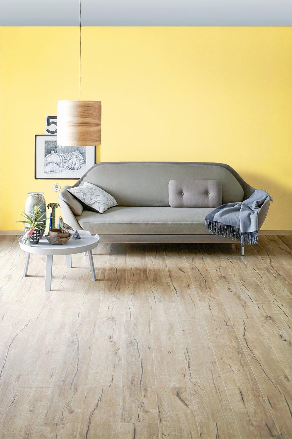 sch ner wohnen trend wandfarbe matt 2 5 ltr vanilla migros. Black Bedroom Furniture Sets. Home Design Ideas