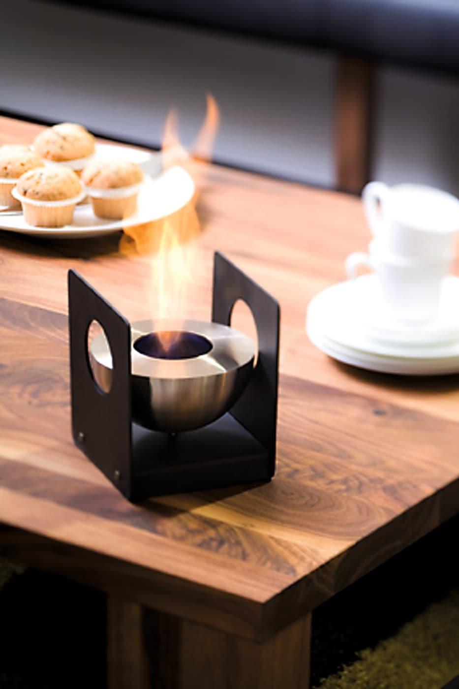 ethanol feuerstelle tobago migros. Black Bedroom Furniture Sets. Home Design Ideas