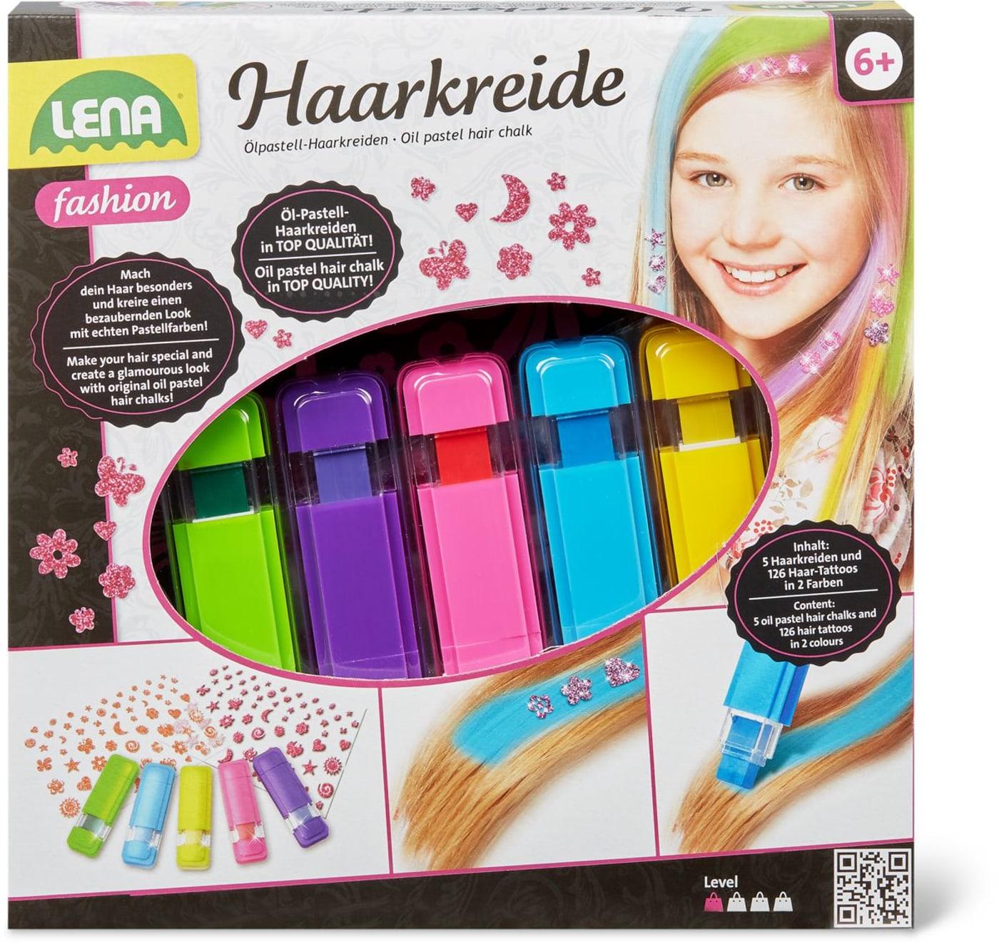 Haarkreide Für Kinder