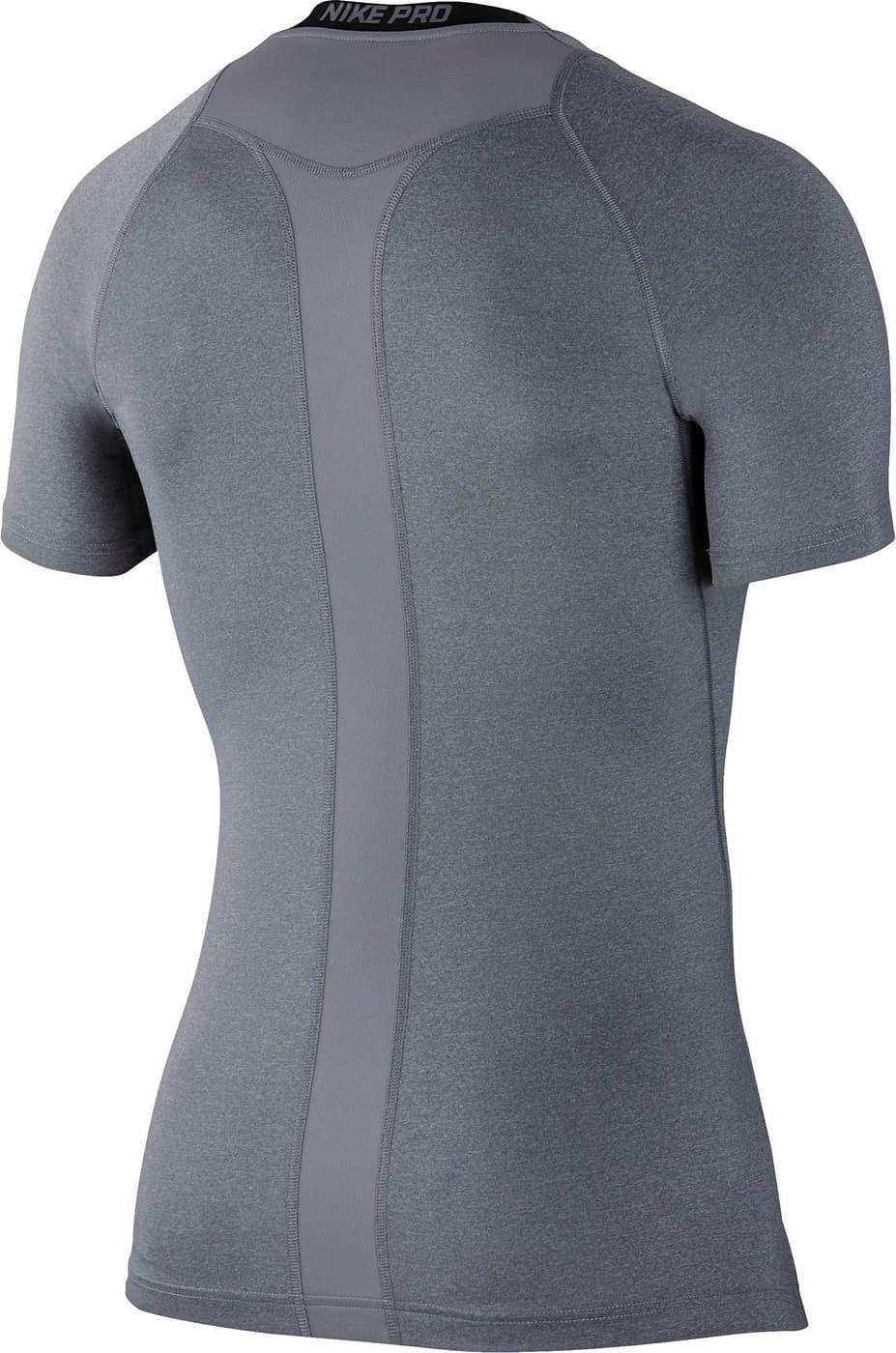 3b84c9909b24 Nike Pro Compression Short-Sleeve Shirt Shirt de football pour homme ...