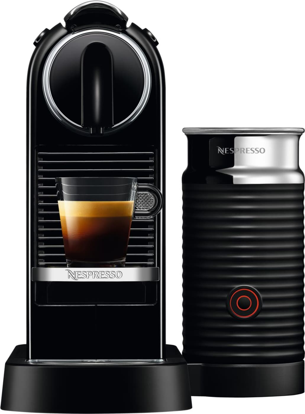 nespresso citiz milk delonghi black migros. Black Bedroom Furniture Sets. Home Design Ideas