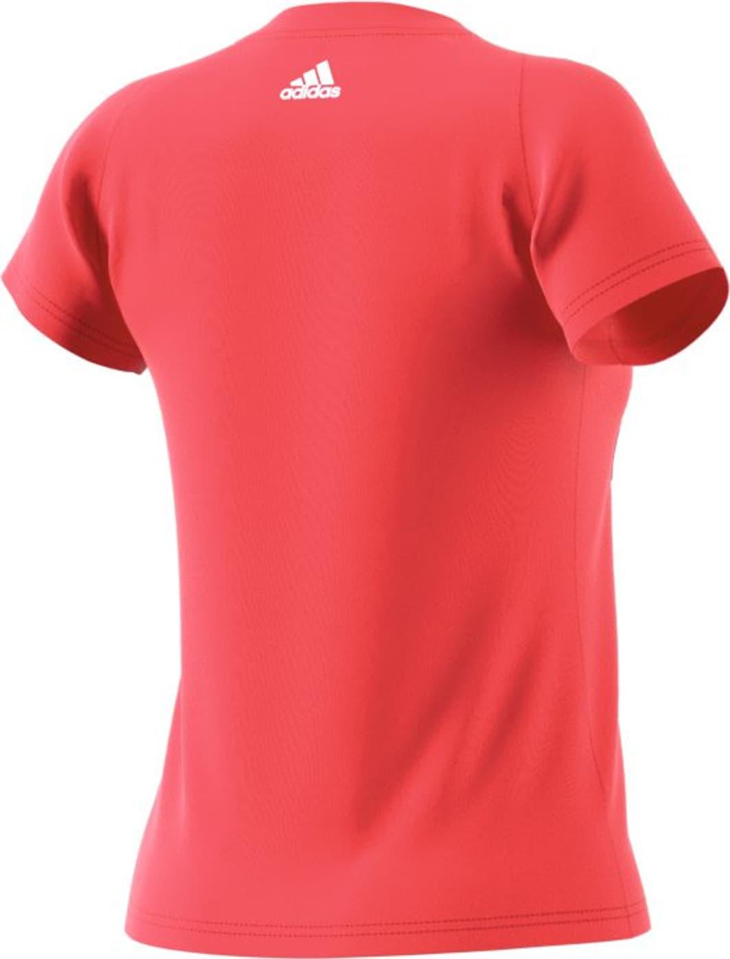 Adidas Essentials Linear Slim Tee Damen T Shirt