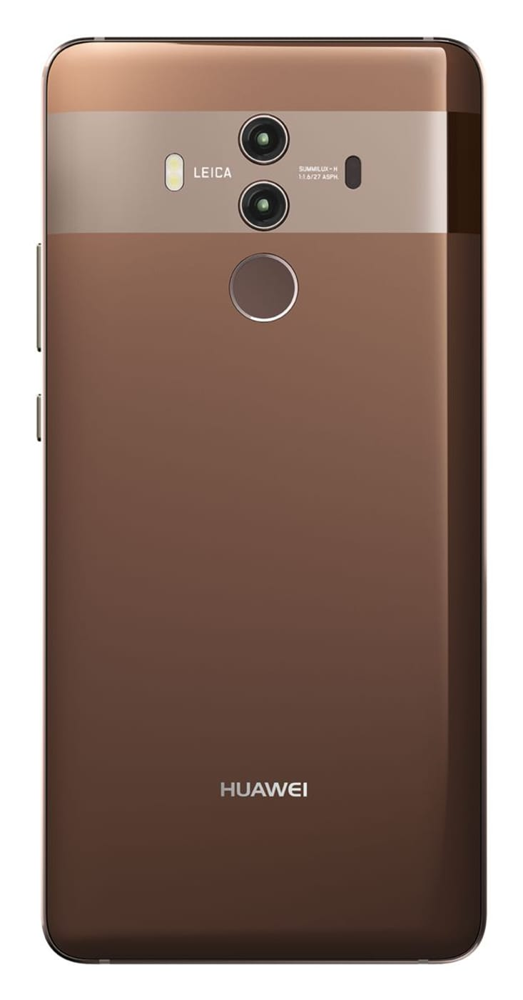 huawei mate 10 pro dual sim 128gb mocca smartphone migros. Black Bedroom Furniture Sets. Home Design Ideas