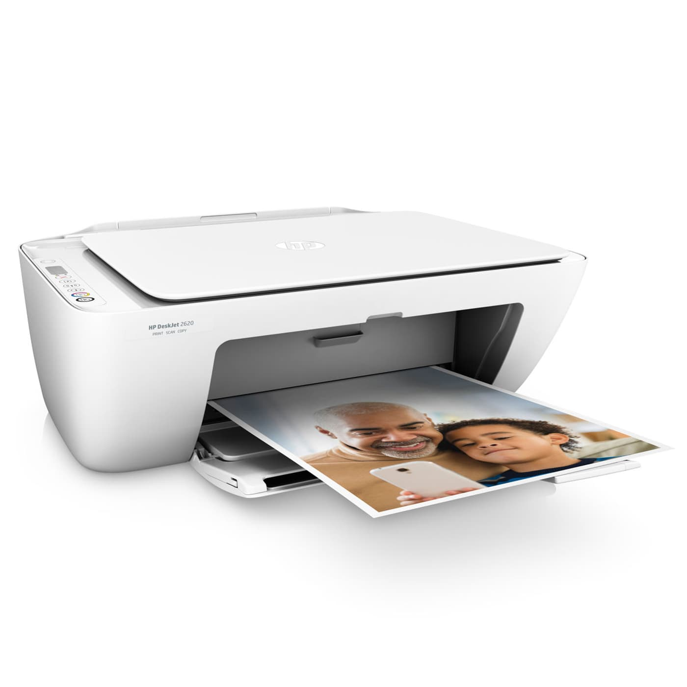 hp deskjet 2620 aio imprimante scanner copieur migros. Black Bedroom Furniture Sets. Home Design Ideas