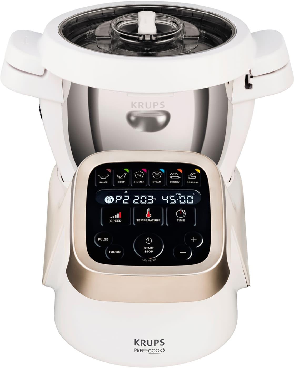Krups HP5031 Prep & Cook Robot da cucina