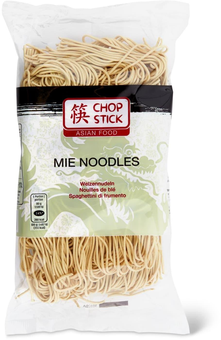 nudels mie  Chop Stick Mie Noodles | Migros