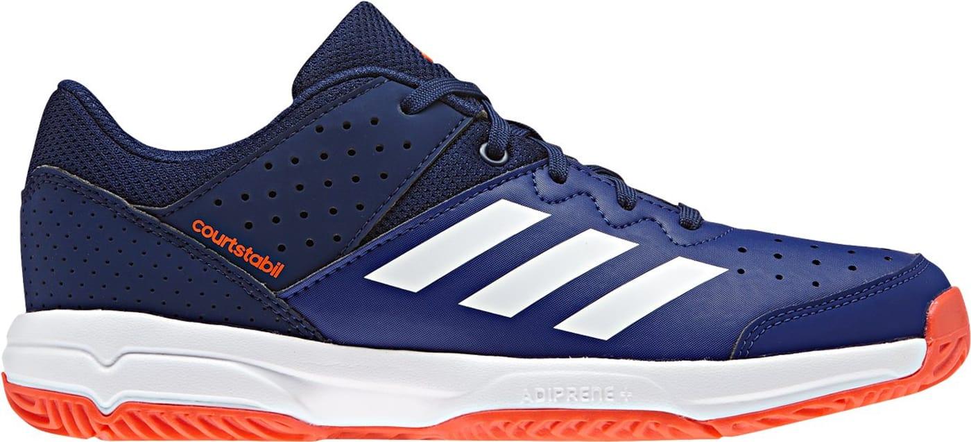 hot sale online 31cd2 824b7 Adidas Court Stabil Chaussures d intérieur pour enfant ...