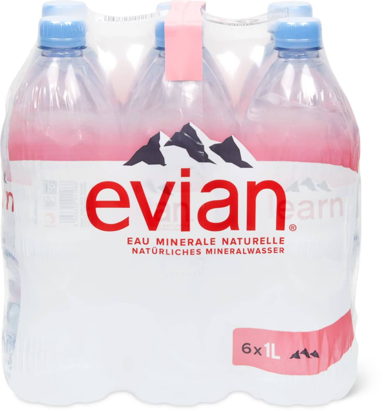 Calendrier Evian.Evian