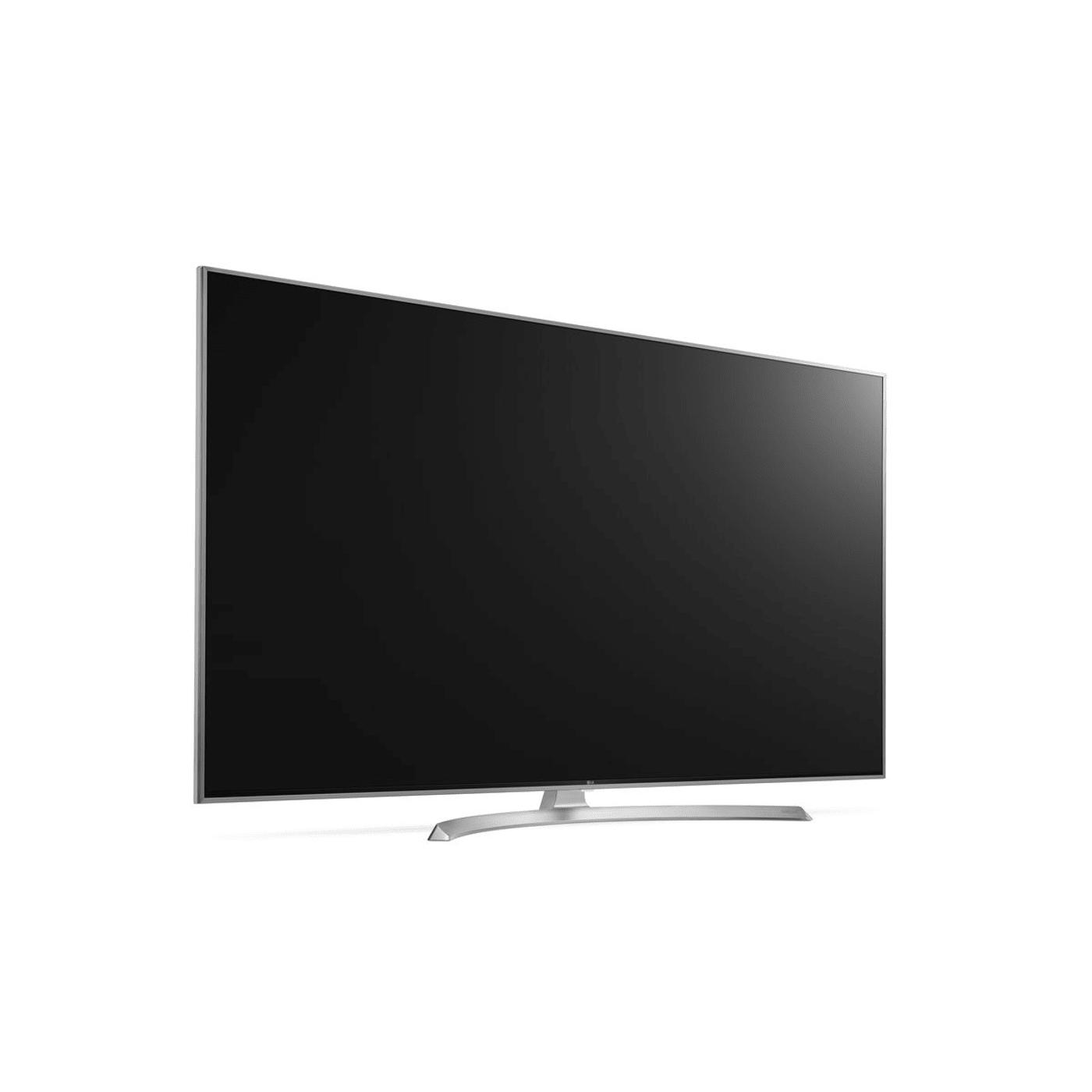 lg 55sj810v 139 cm televisore 4k migros. Black Bedroom Furniture Sets. Home Design Ideas