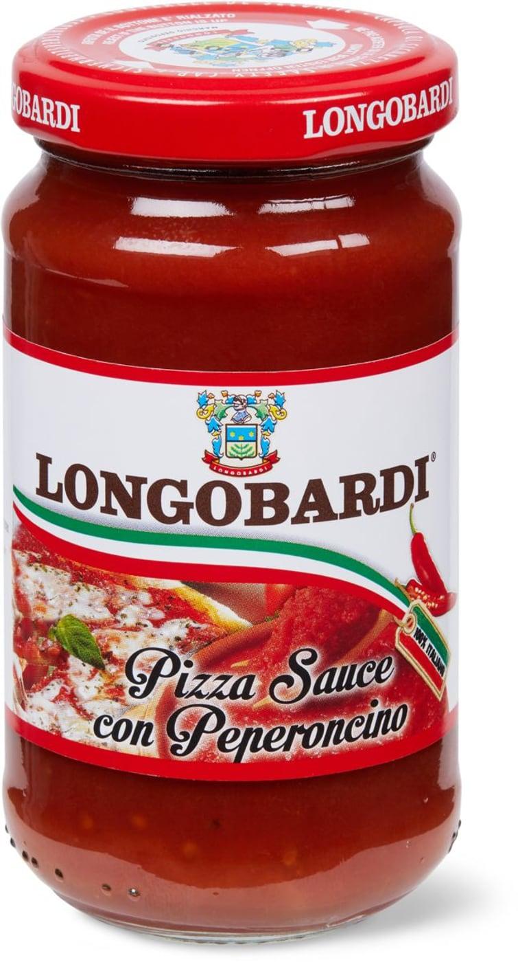 Longobardi Pizza Sauce Peperoncino Migros