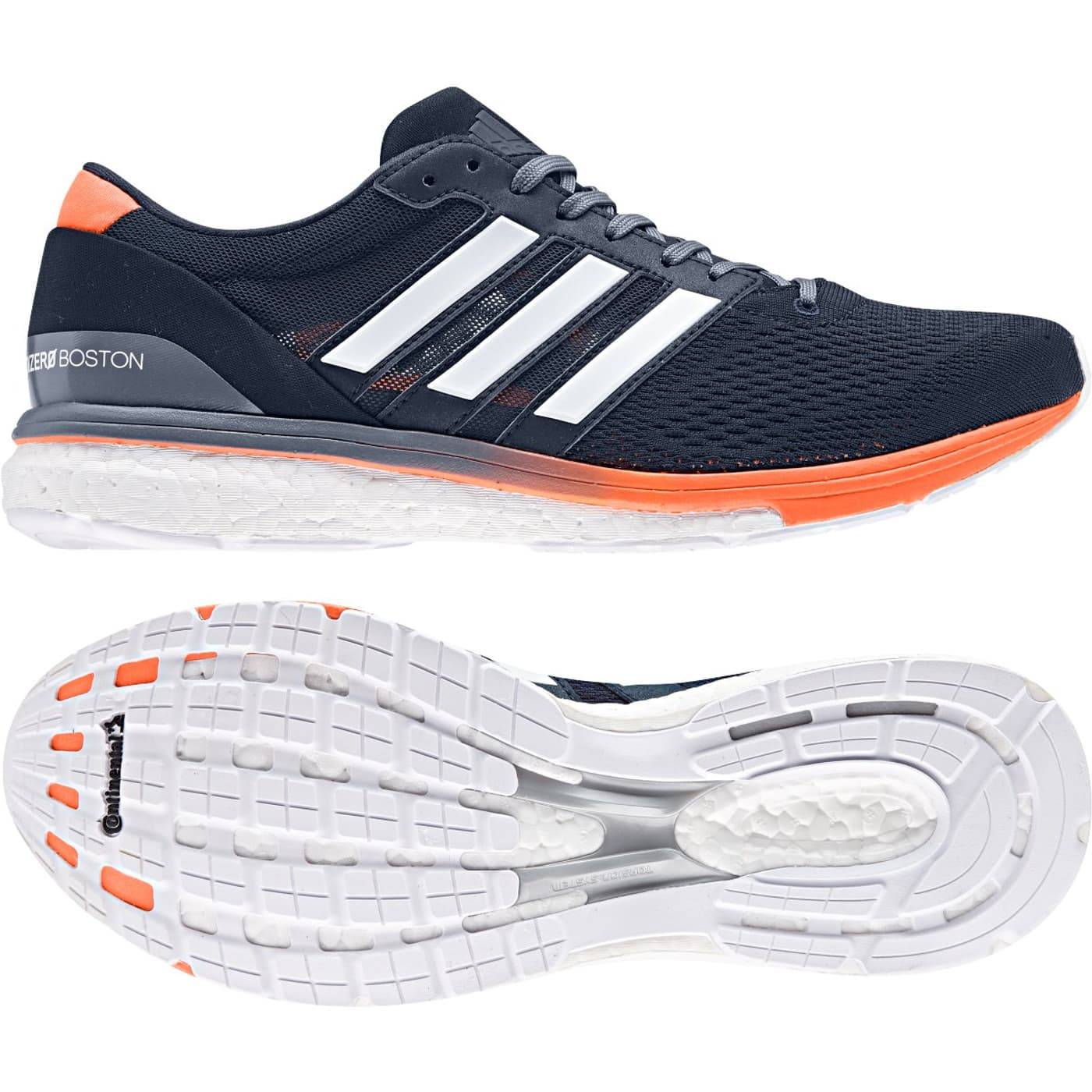 official photos e1dfe 84f9a ... Adidas Adizero Boston Boost 6 Chaussures de course pour homme