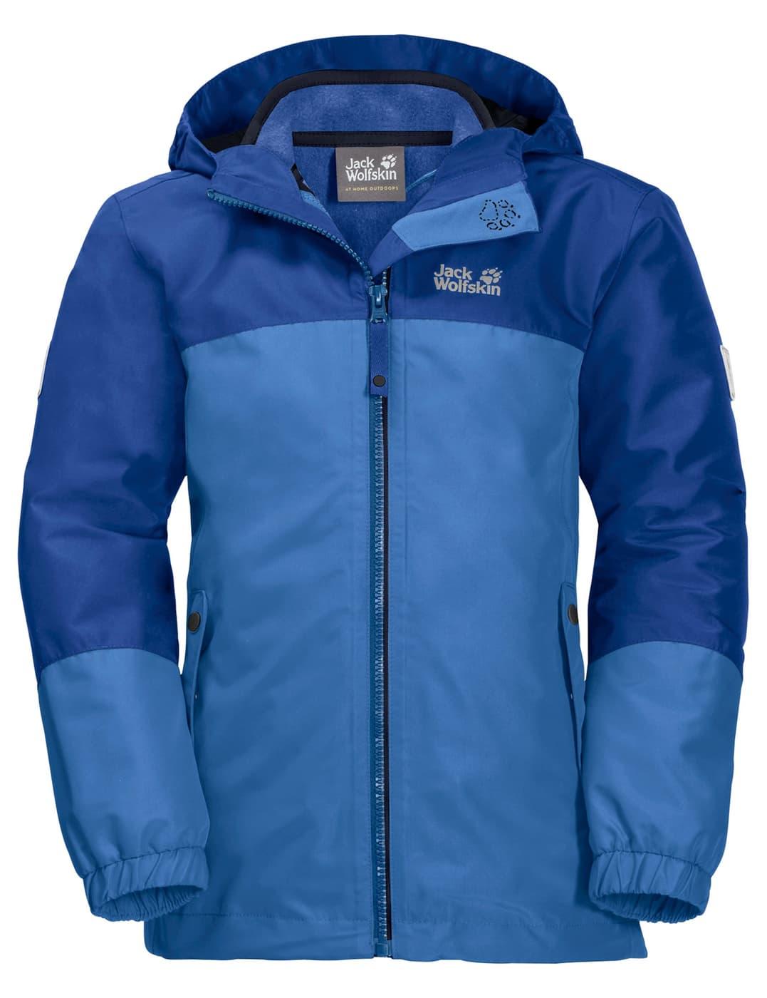 shades of best quality great prices Jack Wolfskin Iceland Trekking 3in1 Jacke