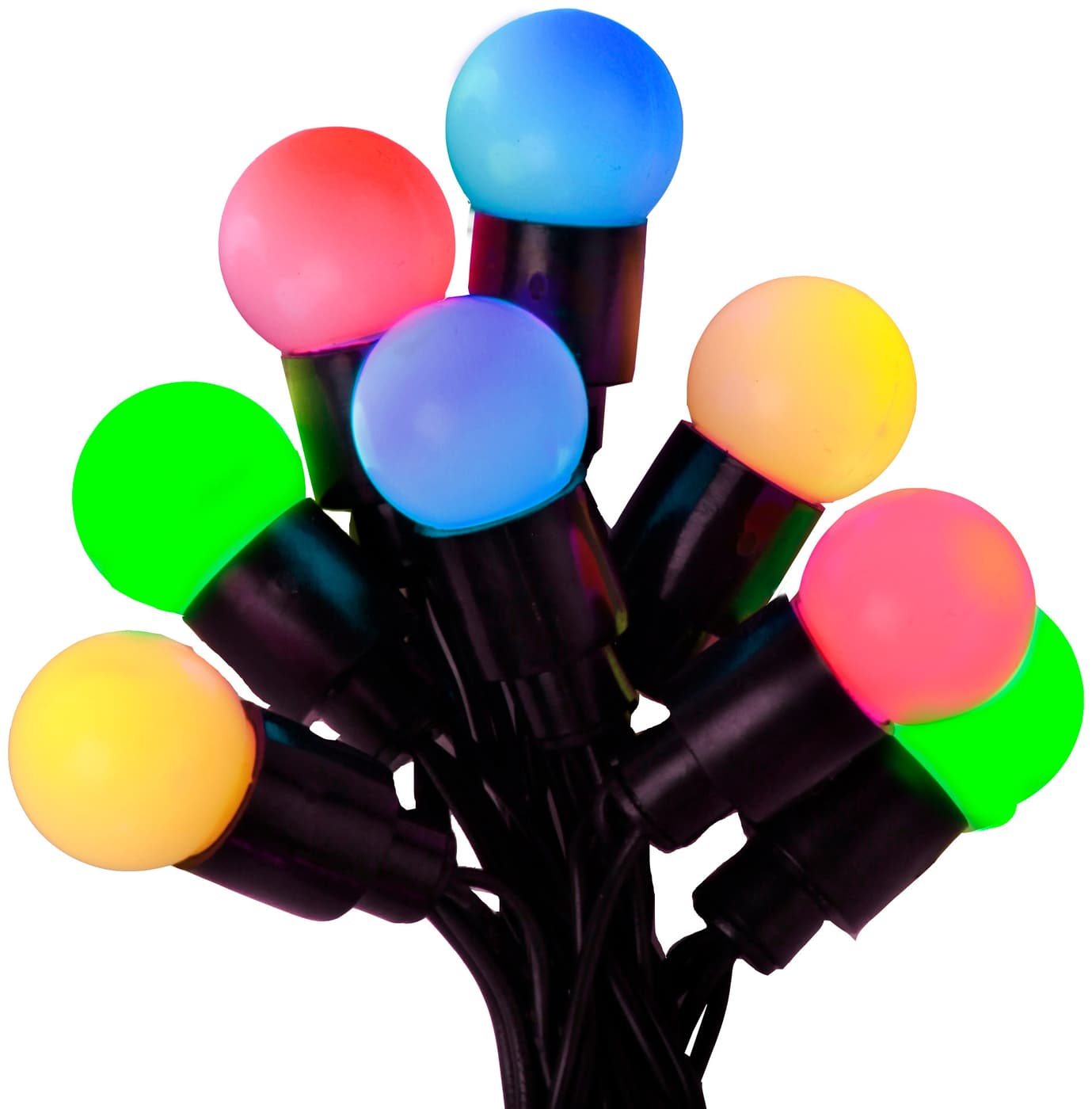 led party lichterkette 20 leds migros. Black Bedroom Furniture Sets. Home Design Ideas