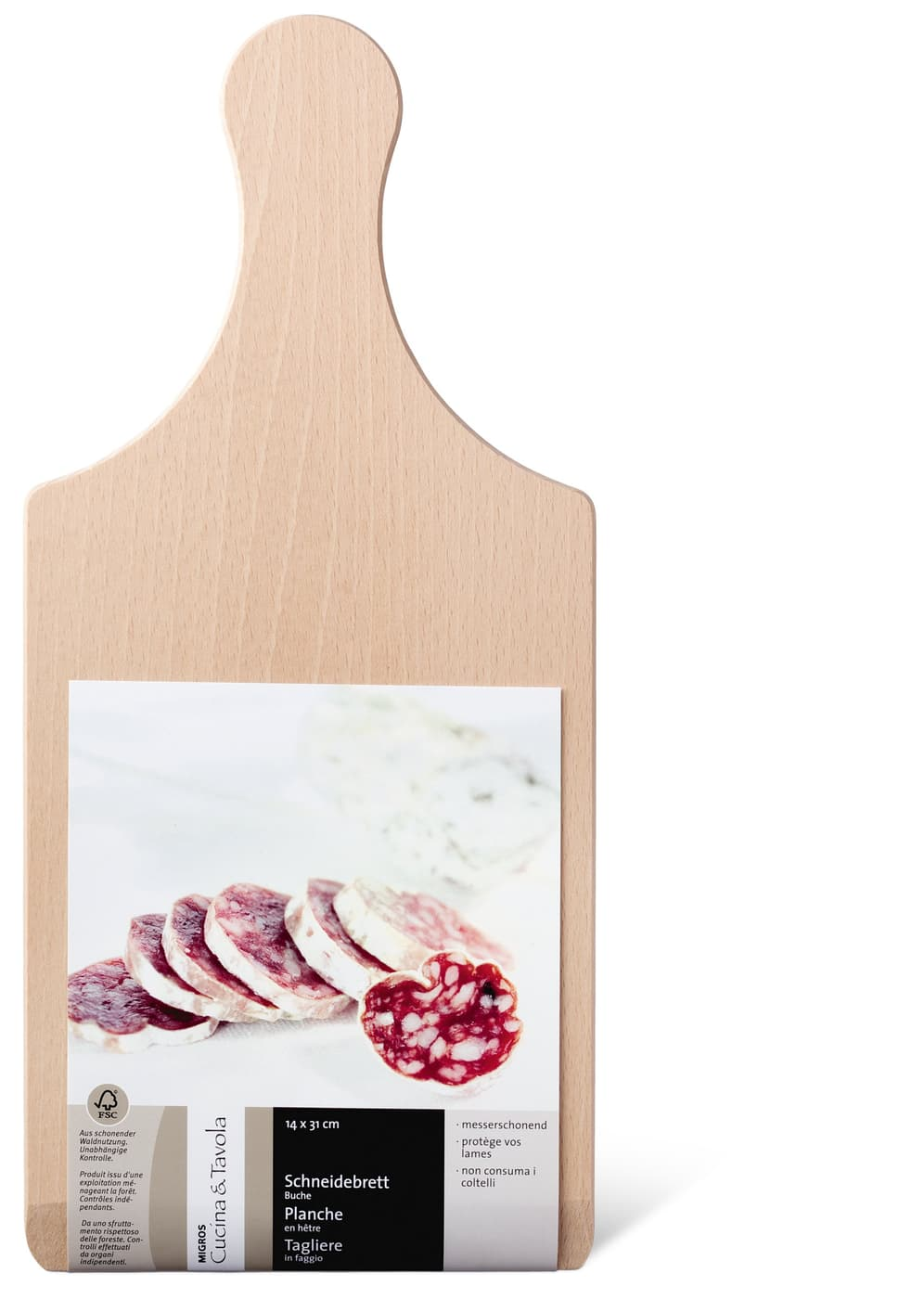 Schneidebrett cucina tavola migros for Tavola cucina