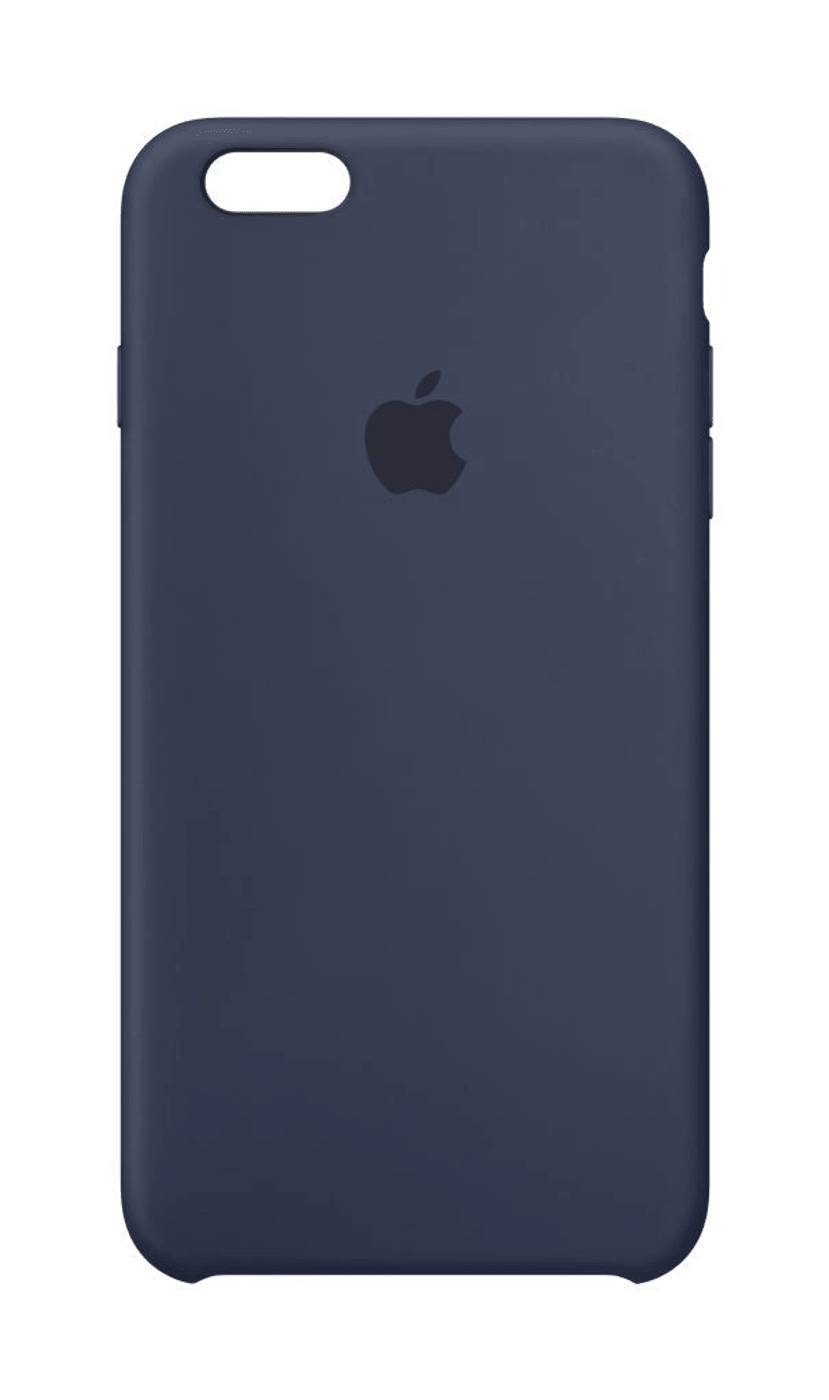 iphone 6 coque apple bleu