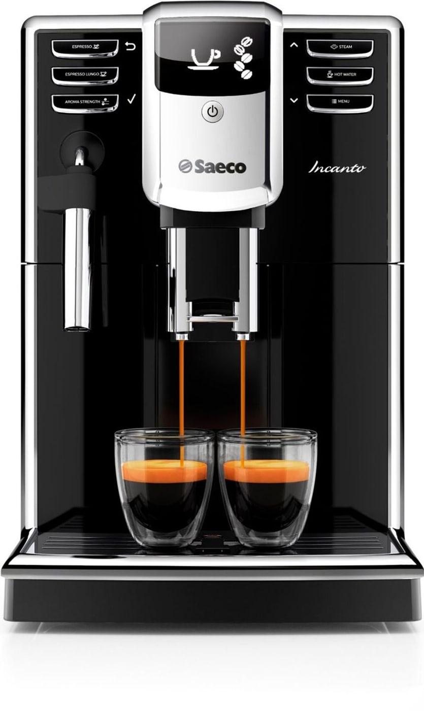 saeco philips incanto hd8911 01 kaffeevollautomat migros. Black Bedroom Furniture Sets. Home Design Ideas