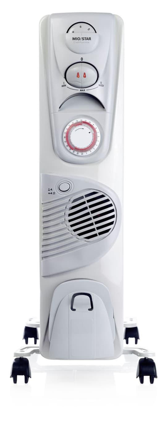 Mio star radiator oil 1800 radiatore a bagno d 39 olio migros - Dsg 7 marce bagno d olio ...
