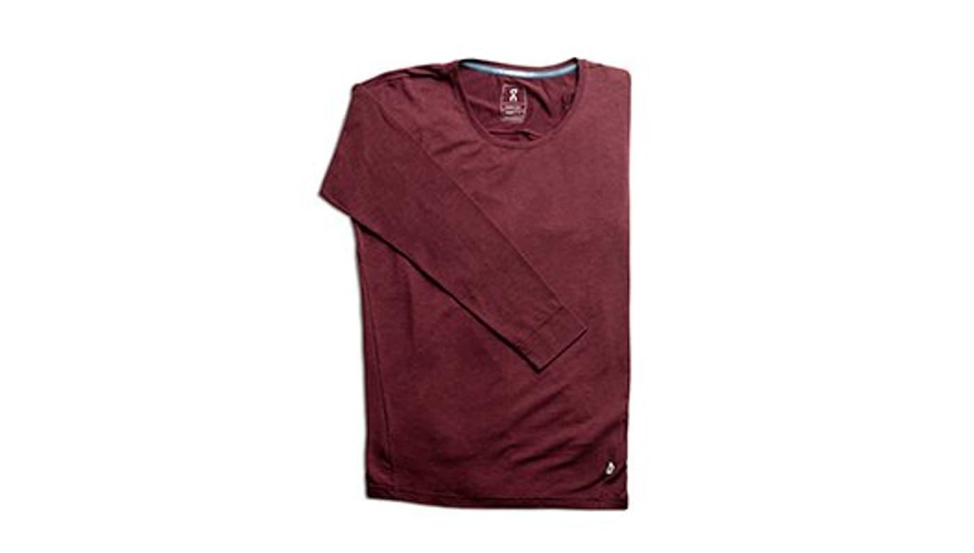 on comfort long-t damen-langarmshirt