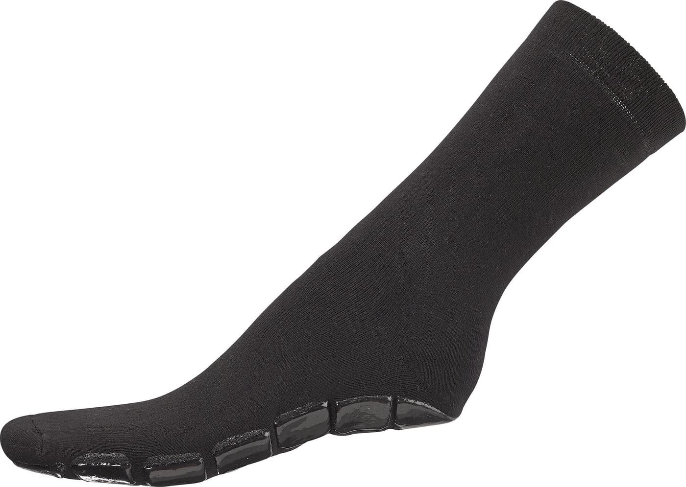 outlet store 580cf 3b2bf ABS Socks Black Antirutsch Socken