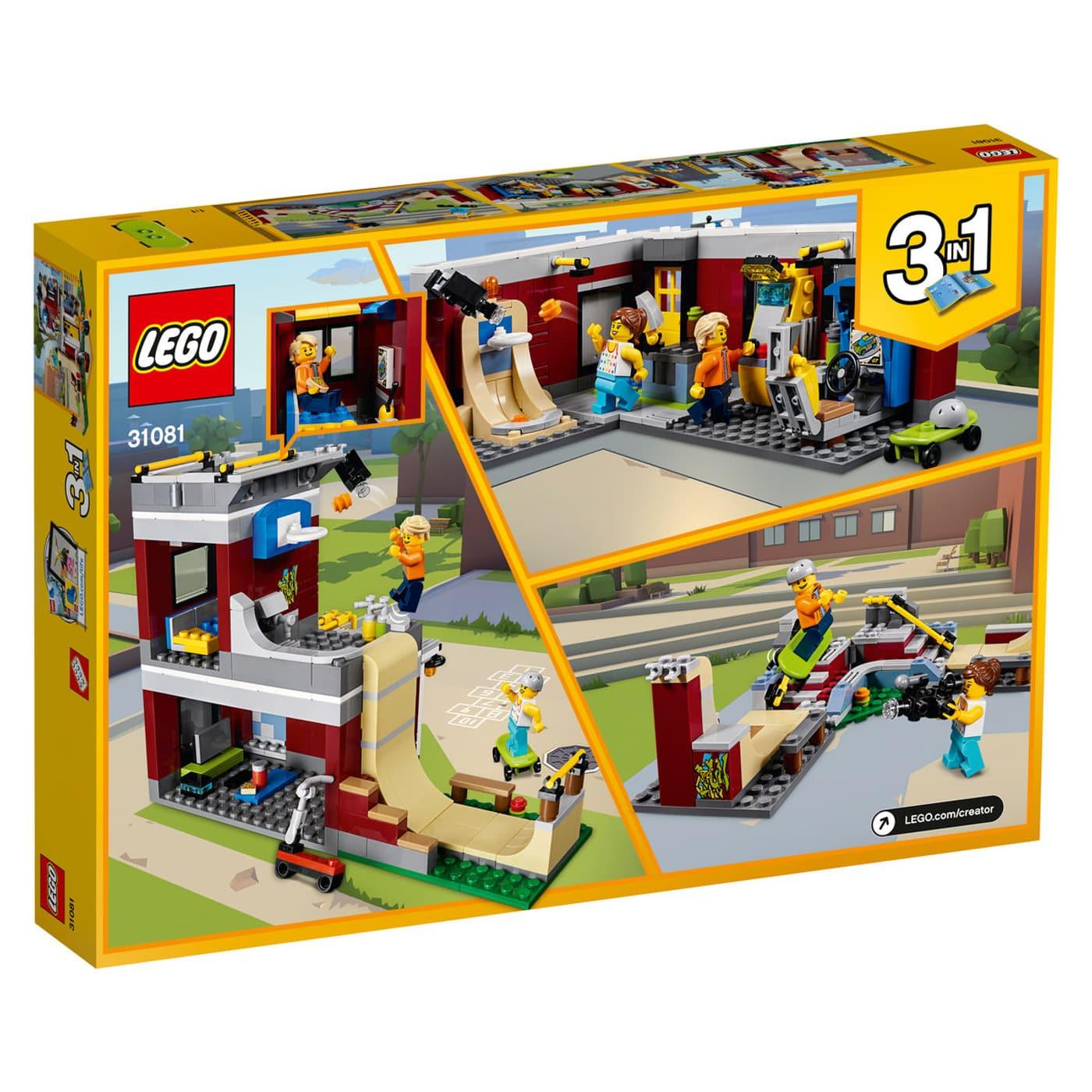 lego creator 31081 migros. Black Bedroom Furniture Sets. Home Design Ideas