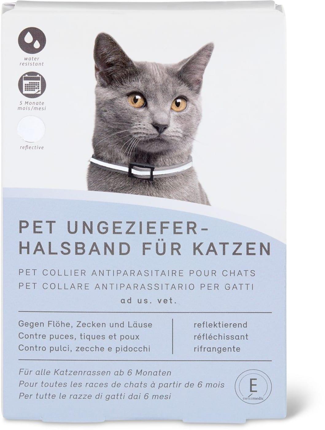 collier chats contre puces tiques reflex migros. Black Bedroom Furniture Sets. Home Design Ideas