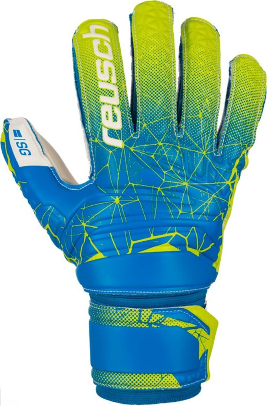 Reusch Fit Control SG Finger Support Guanti da portiere di calcio ... d13fd973f6ff
