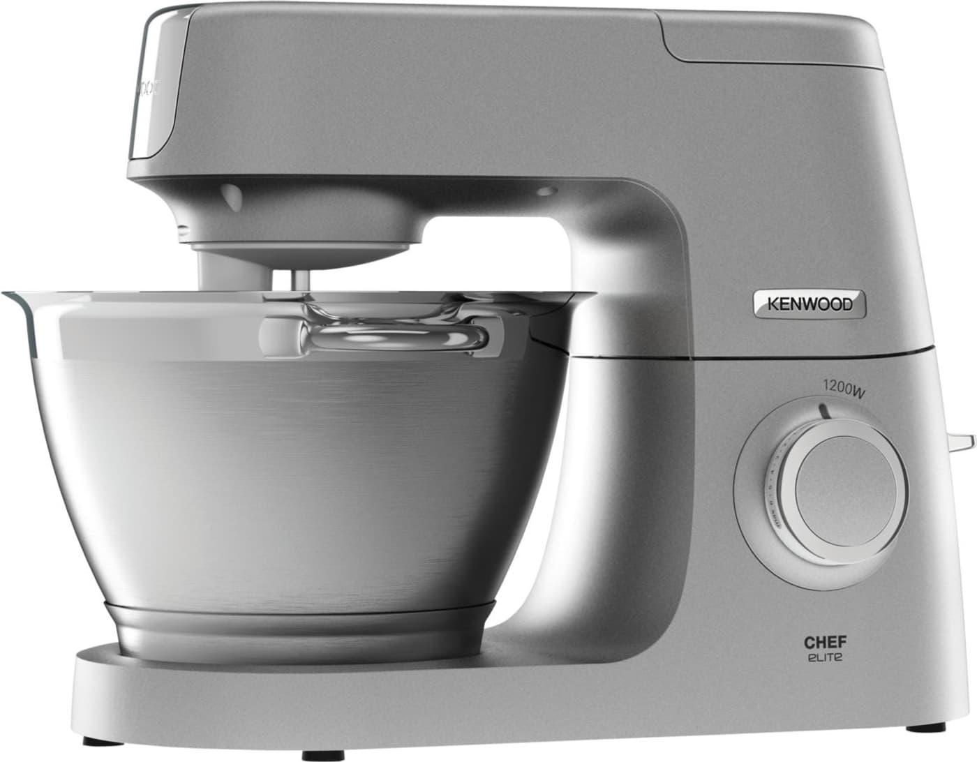 Kenwood Chef Elite KVC5300 Robot da cucina Set con AT340 & AT312 ...