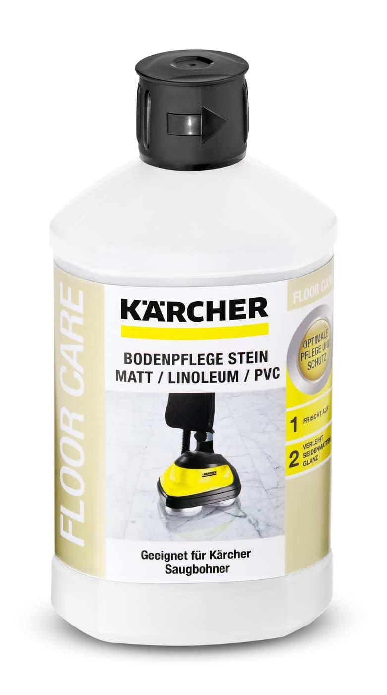 Quel Produit Pour Nettoyer Le Pvc kärcher agent d'entretien des sols en pierre mats / linoléum / pvc rm 532  agent de nettoyage