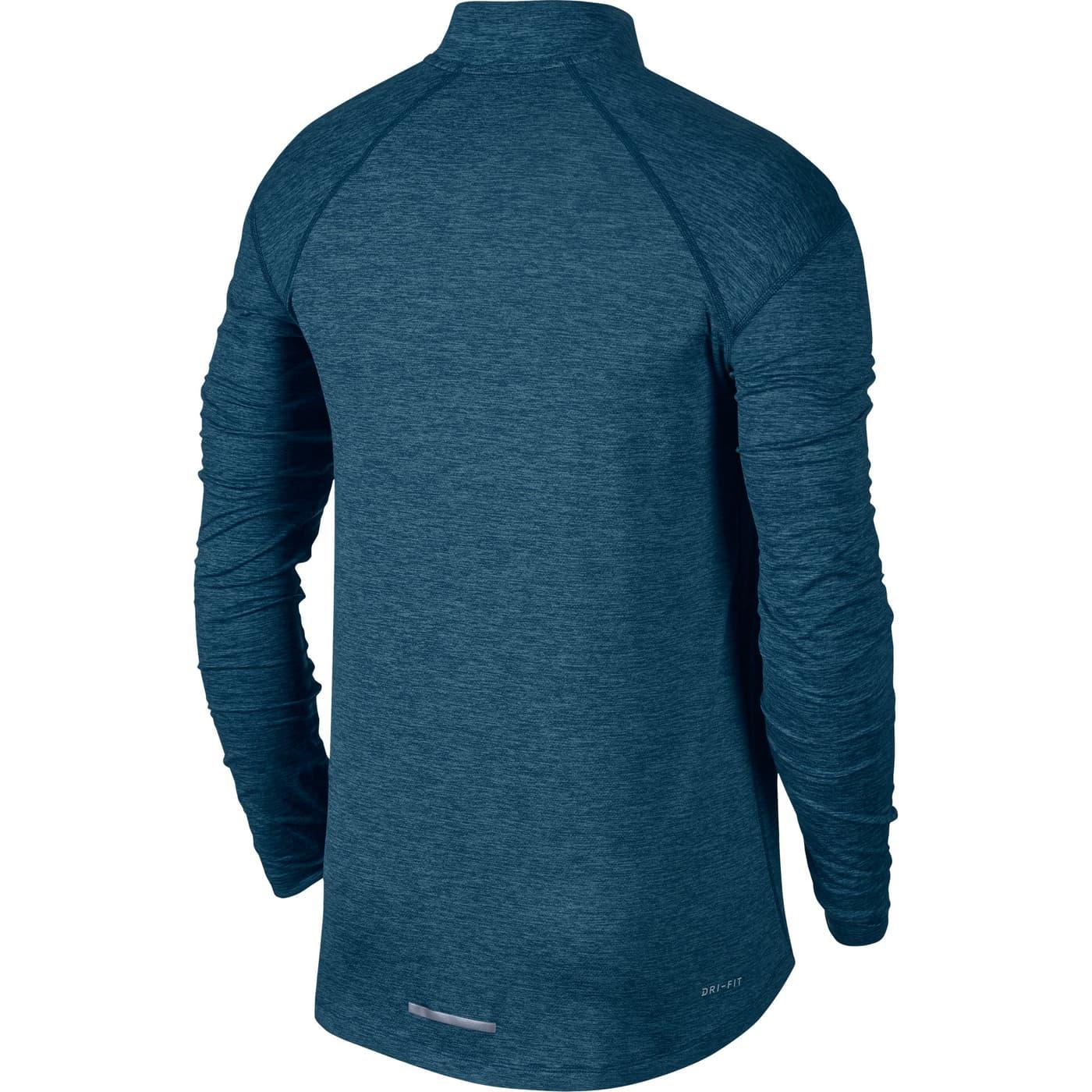 Langarmshirt Element Herren Nike Top Running Dry DYWE2H9I