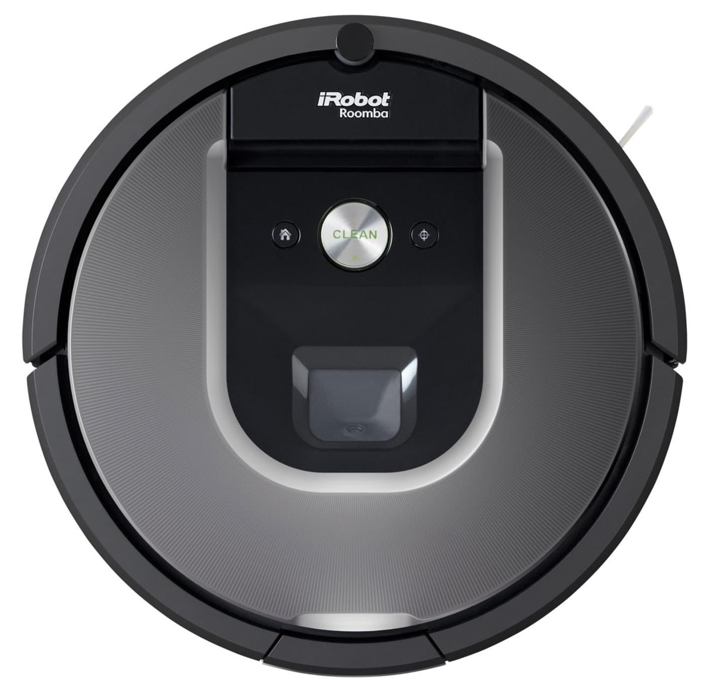 irobot roomba 960 aspirateur robot migros. Black Bedroom Furniture Sets. Home Design Ideas
